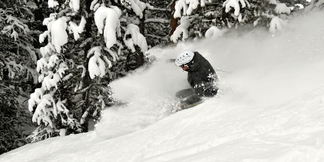Photo Gallery: Late March Snow Storm at Breckenridge