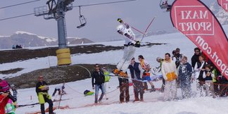 7 aprile Snowsplash a Bobbio: saltate la pozza!