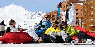 Val Thorens clôture la saison d'hiver en Apothéose du 29 avril au 1er mai