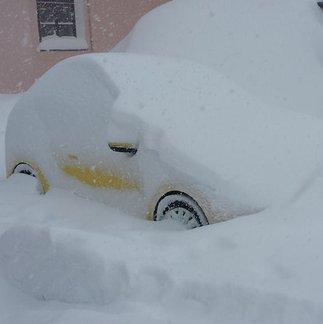 Rakúsko pod snehom (26.12.2014)