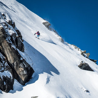 Freeride World Tour Final in Verbier