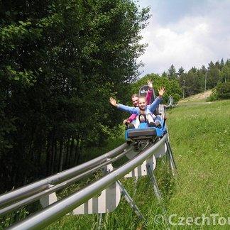 Sommerrodelbahn Bobova Dráha - ©Czech Tourism