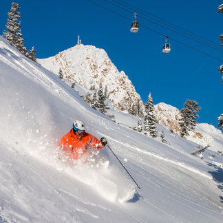 Skigebiete in den USA - ©Snowbasin Resort