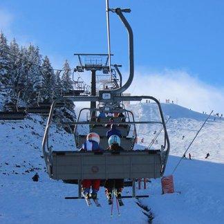 Ski openings Oct. 22, 2016 - ©Kitzbuehel-Tirol/Facebook