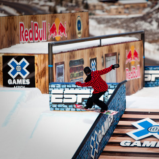 Aspen X Games 2013: Wednesday Practice