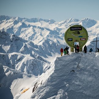 Freeride World Tour 2013 - Fieberbrunn - ©freerideworldtour.com / DCarlier