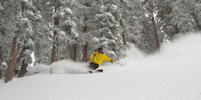 Storm Gallery: Taos Ski Valley Feb. 2015