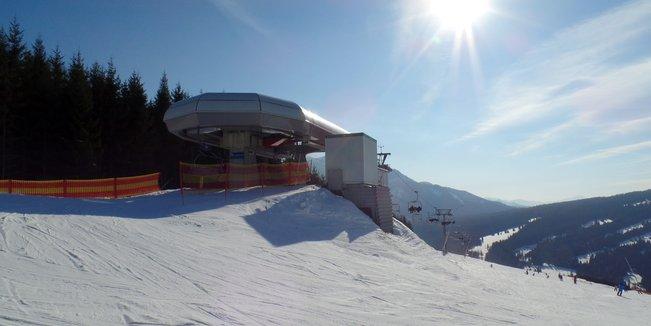 Na návšteve v Ski Oravice