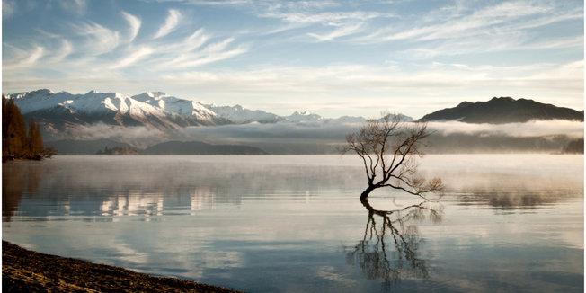 Zimné dobrodružstvo na Novom Zélande