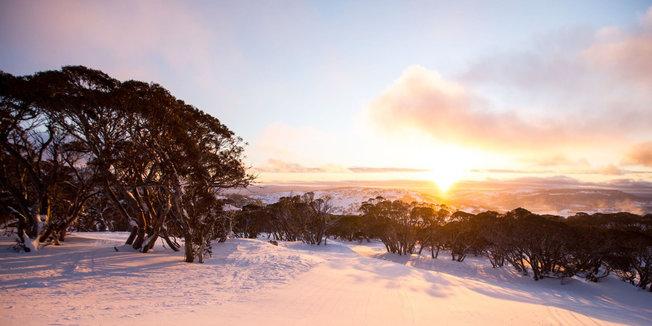 Aktuelle Winterbilder aus den Skigebieten der Südlichen Hemisphäre