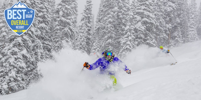 Beaver Creek Claims 2015 Bragging Rights as Best Overall Ski Resort  - ©Zach Mahone
