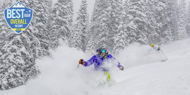 Beaver Creek Claims 2015 Bragging Rights as Best Overall Ski Resort  - ©Zach Mahone