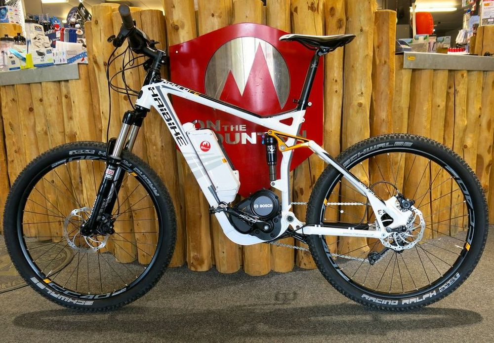 Apr s le e bike place au e mountain bike skiinfo - Assistance electrique vtt ...