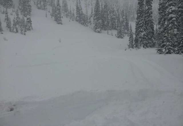 And this is why you say up yours to the ski hill and get your own chair lift