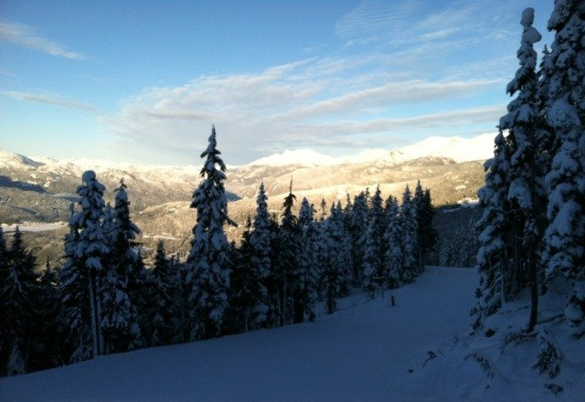 Great day at Whistler!