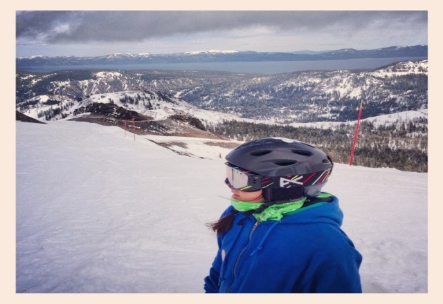 perfect dat @squawvalley! pow is good, beer is cold & lifts are quick.
