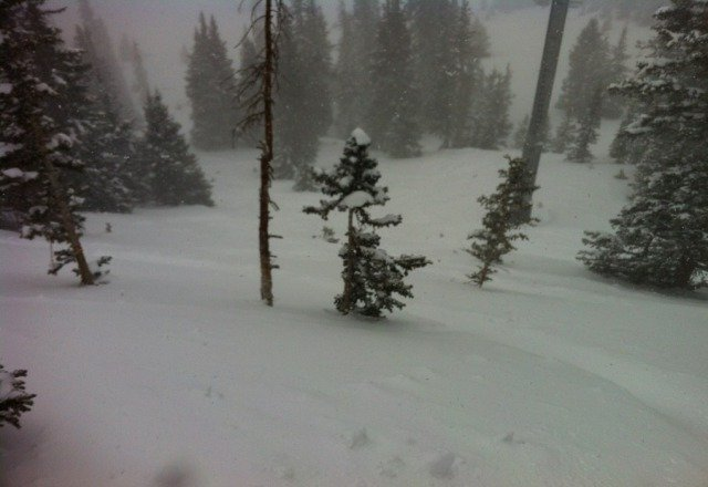 2/15. amazing day. snowed all day. pow everywhere. montezuma is open a lot more and so is pali. knee deep pow in some areas. super windy up top couldnt see at all but halfway down it was really cool. loved it but traffic was absolutely terrible. worth it!