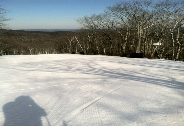 spent friday and saturday at butternut...awesome snow, best spring skiing ever!