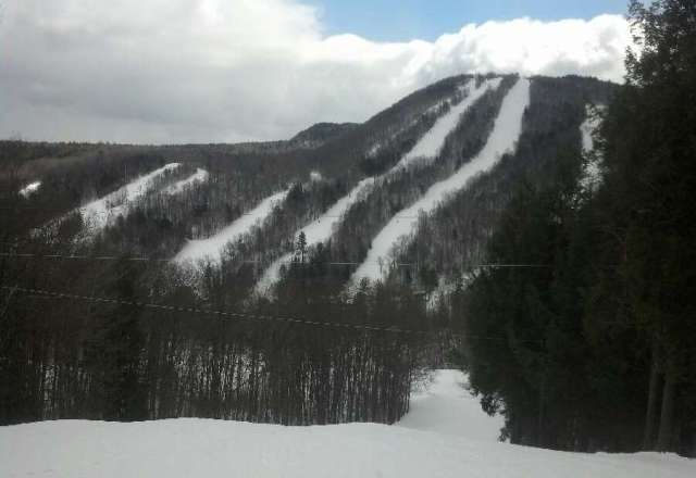 super conditions amazing snow for and of  march good job groomers team i have fun too bad session gating too the and