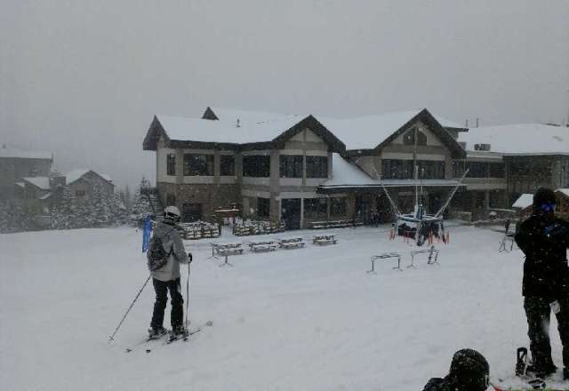 great pow all over today!!!