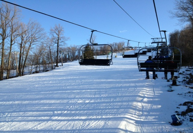 had a fantastic afternoon/evening of skiing at Roundtop...you guys have done an outstanding job this year with the conditions you've been handed....thanks RT for saving the season!