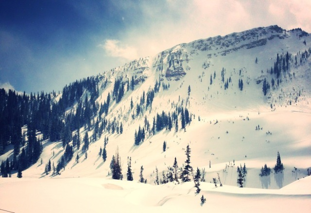 sunday mineral basin. amazing.