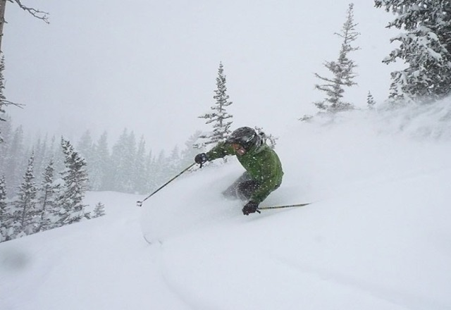 still lots of pow