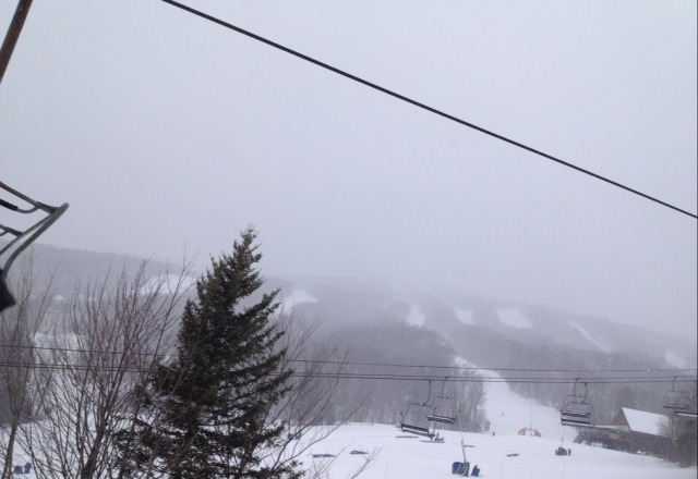 was there yesterday (1/17). some ice on top on the busy trails but nothing to complain about. plus fresh 4 inches.