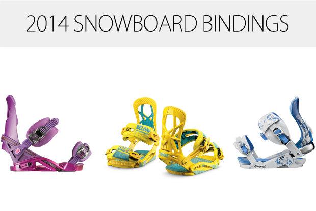 2014 Snowboard Bindings