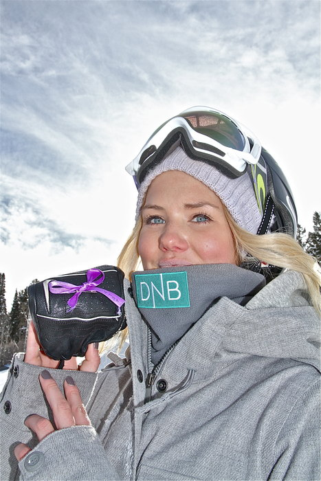Sile Norendal is one of the worlds best female snowboarders