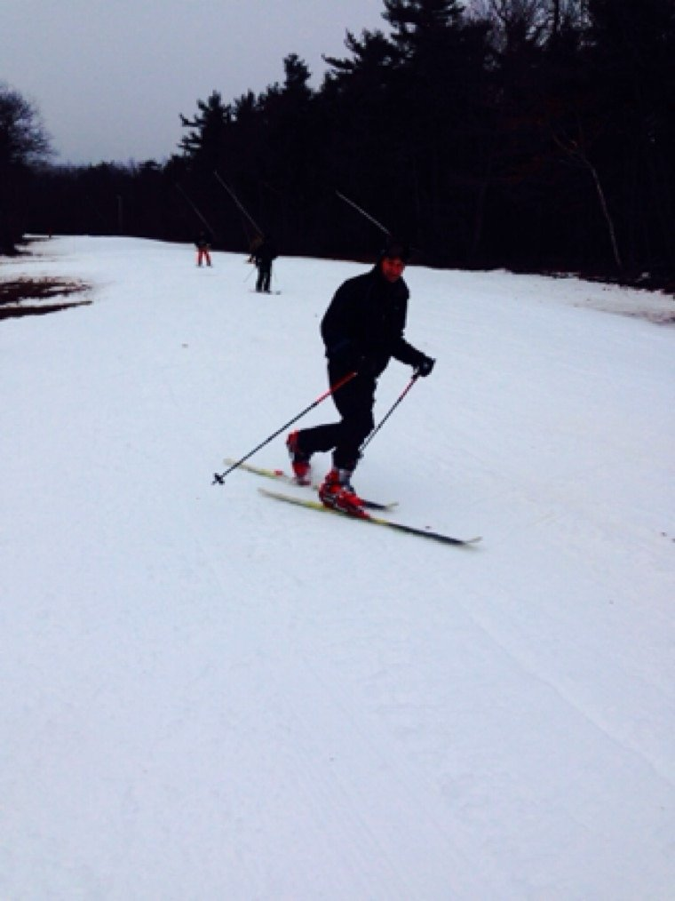 Great job in the snowmaker nice fast was good from mid November