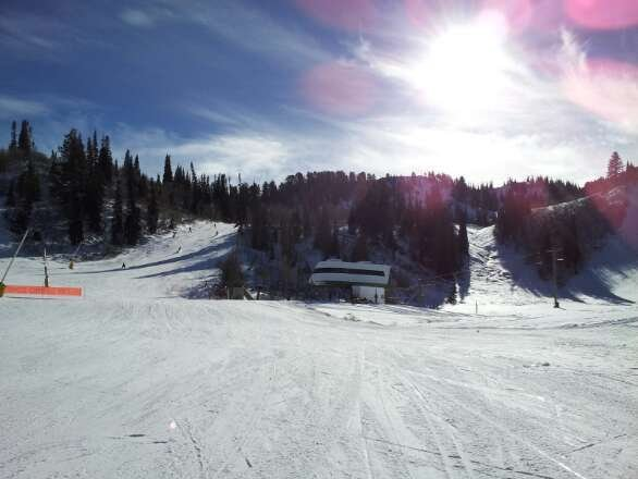 Fantastic opening day with great snow on the groomers! Can't wait until more terrain opens! Enjoy everyone!