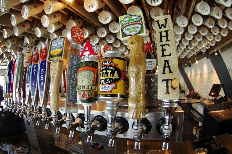 Arapahoe Basin Opens 6th Alley Bar & Grill. - ©Adrienne Saia Isaac/Arapahoe Basin Ski Area.