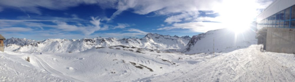 Amazing day in Tignes snow pretty good - patchy in bits though. Snow on the forecast Thursday to Friday.