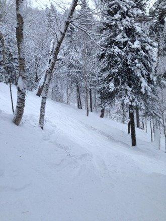 Epic day! Aweaome snow!