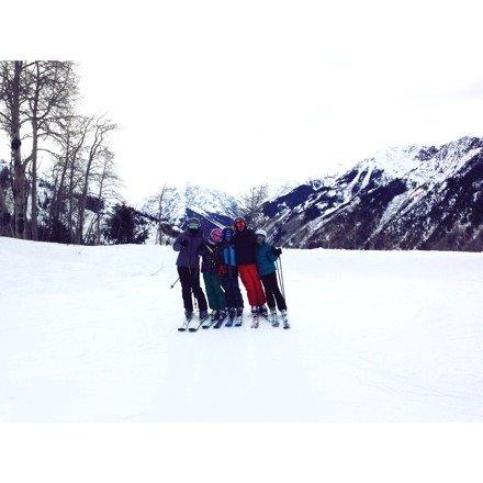 Best ski day ever yesterday at highlands!