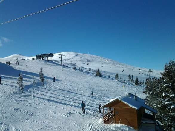 Very good condition these last three days, not very crowded either!