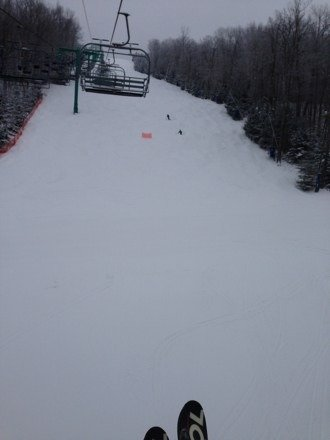 Another great day at Elk. Grooming, bumps, service all top notch. It proves again why it is the best in PA.