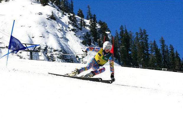 Julia Mancuso, 1st place - ©Jen Desmond/U.S. Ski Team