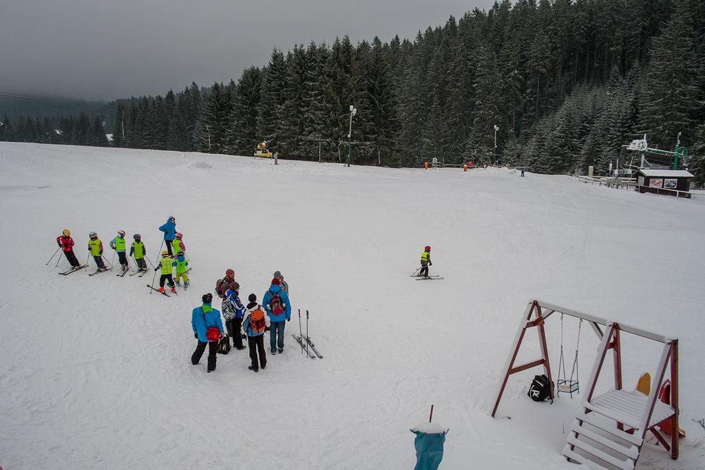 PARK SNOW Donovaly - season opening 2013/14