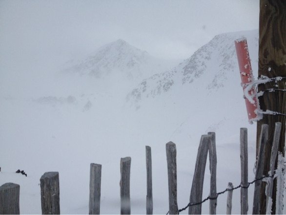 Awesome powder day!!