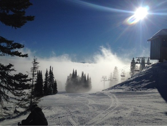 More days like this please!!  Oh, and some more snow too :)
