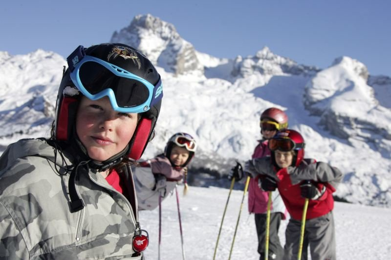 Séjour tout compris ski vacances de février - ©Grand-Bornand Reservation