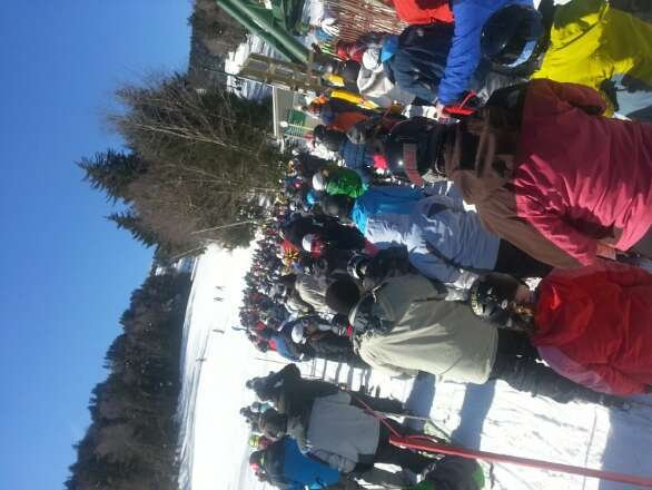 I've never spent this much time in line. Gondola to silver creek? How about they deal with the joke that is their lift system now. I've skied a lot of Michigan as well as places in NY and VT. Never spent over a half hour in a lift line until today. Photo is half the line. And the lifts are painfully slow.
