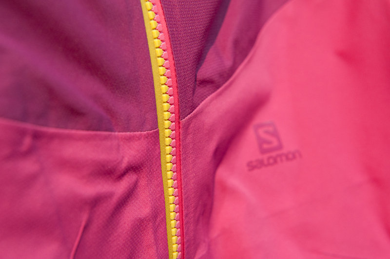 Salomon Soulquest setup also available for women.  - ©Ashleigh Miller Photography