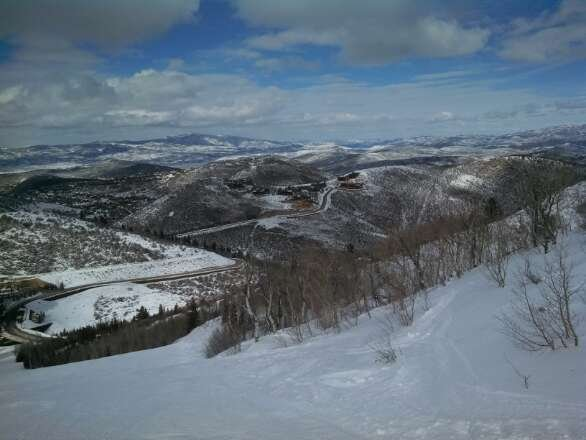 Very cold today but as usual the runs were great.Love Orian, Supreme and Jordanelle.