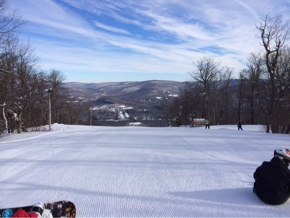 Great corduroy in the morning