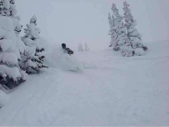 Last Saturday truly was epic! Keep it coming snow!