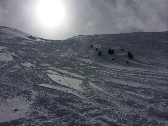 I skied the cirque on friday.  Very nice conditions.  Long walk as always.  Wonderful day overall.  The reported 7