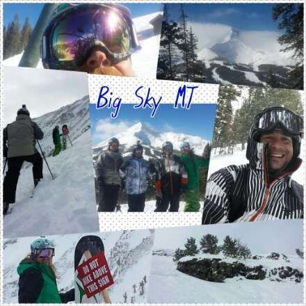 epic trip, so much terrain to shred, are coming back next year for sure